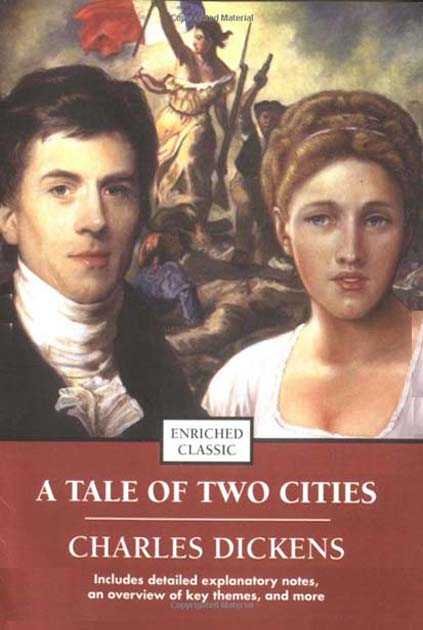 A Tale of Two Cities - Volume 1